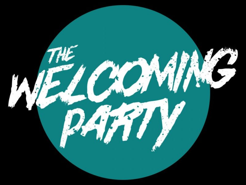 THE WELCOME PARTY 留学生の歓迎会を開催!